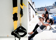 TRX a závěsné cvičební systémy